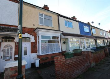 Thumbnail 3 bedroom terraced house for sale in Bramhall Street, Cleethorpes
