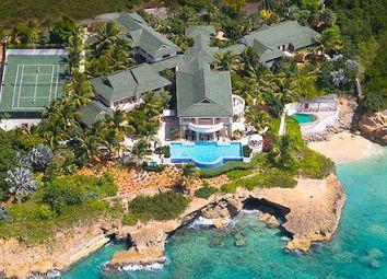 Thumbnail 7 bed villa for sale in Barnes Bay, Anguilla, Barnes Bay