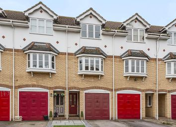 Thumbnail 3 bed town house for sale in Wraysbury, Staines-Upon-Thames