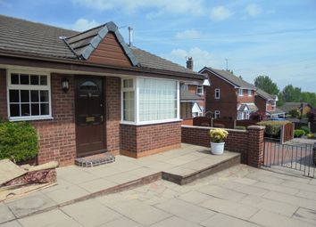 Thumbnail 2 bed detached bungalow to rent in Dunwood Drive, Burslem, Stoke On Trent, Staffordshire