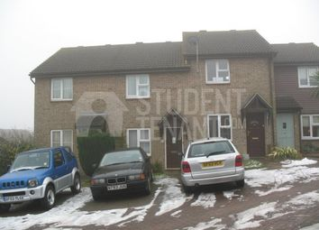 Thumbnail 2 bedroom semi-detached house to rent in Westgate Close, Canterbury, Kent