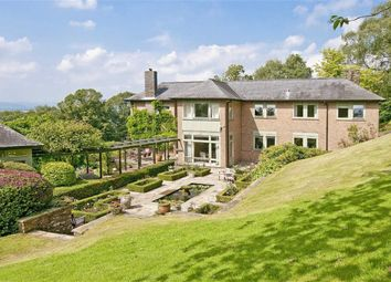 Thumbnail 4 bed detached house for sale in Llantrisant, Usk, Monmouthshire