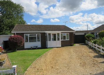 Thumbnail 2 bed detached bungalow for sale in Millfield, Ashill, Thetford