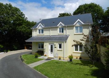 Thumbnail 5 bedroom detached house for sale in Tudor Gardens:, Merlins Bridge, Haverfordwest