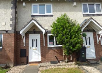 Thumbnail 2 bed terraced house for sale in Scotby Gardens, Carlisle, Cumbria