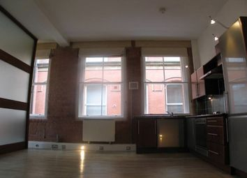 Thumbnail 1 bedroom flat to rent in Swanns Building, Lacemarket
