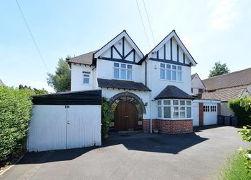 Thumbnail 4 bed detached house for sale in Elmdon Road, Selly Park, Birmingham