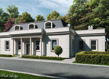 Thumbnail 4 bed property for sale in Hanstead Park Lodge, Smug Oak Lane, St. Albans