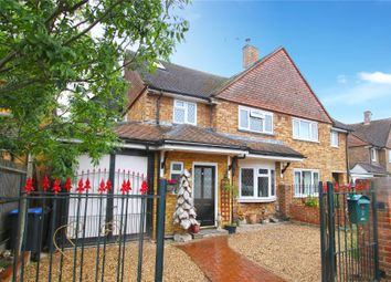 Thumbnail 5 bed semi-detached house for sale in Byfleet, Surrey