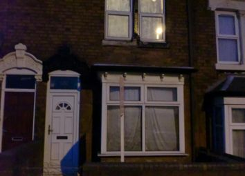 Thumbnail 2 bedroom terraced house for sale in Bacchus Road, Handsworth, Birmingham
