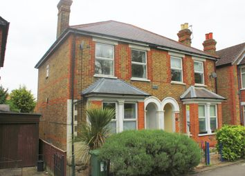Thumbnail 4 bed semi-detached house for sale in Wraysbury Road, Staines Upon Thames