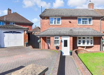 Thumbnail 3 bed end terrace house for sale in Greggs Wood Road, Tunbridge Wells, Kent