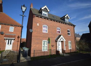 Thumbnail 5 bed detached house to rent in Sorrel Road, Witham St. Hughs, Lincoln