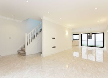 Thumbnail 4 bed terraced house for sale in Walpole Mews, Walpole Road, Colliers Wood, London