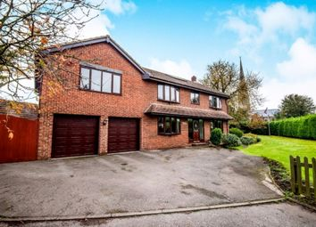 Thumbnail 5 bed detached house for sale in Church View, Patrington, Hull