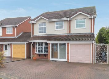 Thumbnail 4 bed detached house to rent in Clarewell Avenue, Solihull