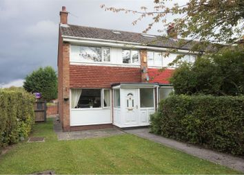 Thumbnail 3 bed end terrace house for sale in Princes Walk, Stockport
