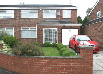 Thumbnail 4 bed semi-detached house for sale in Cheltenham Close, Aintree, Liverpool
