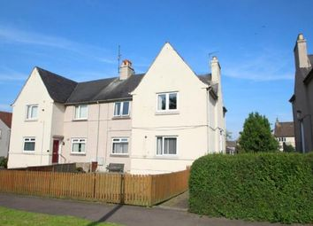 Thumbnail 2 bed flat for sale in Woodside Way, Glenrothes, Fife