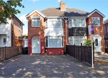 Thumbnail 3 bedroom semi-detached house for sale in Whitecroft Road, Birmingham