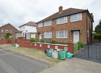 Thumbnail 3 bed semi-detached house for sale in Willow Tree Lane, Yeading, Hayes
