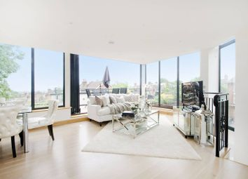 Thumbnail 3 bed flat for sale in Leopold Road, Wimbledon