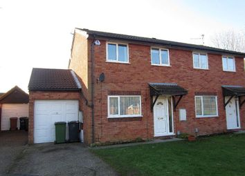 Thumbnail 3 bedroom semi-detached house to rent in Pheasant Grove, Werrington, Peterborough