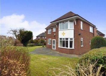 Thumbnail 3 bed detached house for sale in Caverswall Road, Weston Coyney, Stoke-On-Trent