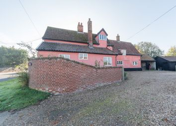 Thumbnail 5 bed detached house for sale in The Street, Redgrave, Diss