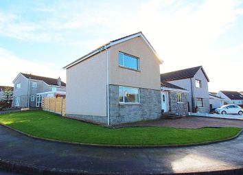 Thumbnail 4 bedroom detached house for sale in 6 Clenoch Parks Road, Stranraer