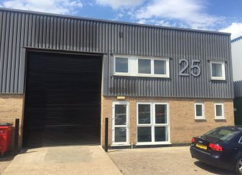 Thumbnail Light industrial to let in Unit 25 Clifton Road Industrial Estate, Cambridge, Cambridgeshire