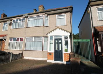 Thumbnail 3 bed end terrace house for sale in Pemberton Gardens, Chadwell Heath, Essex