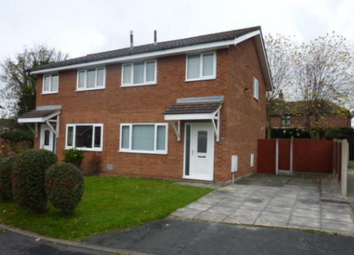 Thumbnail 3 bed semi-detached house to rent in St. Francis Close, Fulwood, Preston