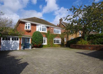 Thumbnail 5 bed detached house for sale in Okus Road, Old Town, Swindon, Wiltshire