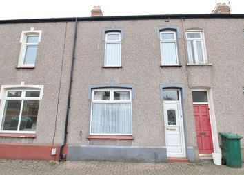 Thumbnail 3 bed terraced house for sale in Caldicot Street, Newport