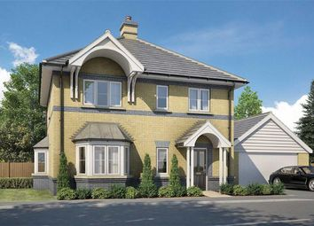 Thumbnail 4 bed detached house for sale in Beaumont Place, Great Dunmow