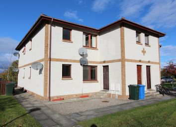 Thumbnail 2 bed flat for sale in 25 Murray Terrace, Smithton, Inverness, Highland.