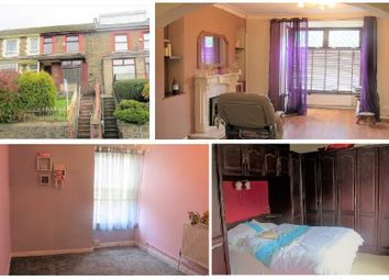 Thumbnail 2 bed terraced house for sale in Ynyswen Road, Treorchy