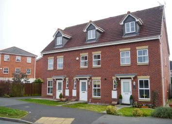 Thumbnail 3 bedroom town house to rent in Clonners Field, Stapeley, Nantwich