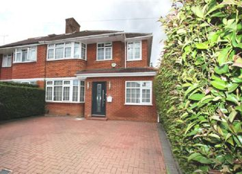 Thumbnail 4 bed semi-detached house for sale in Francklyn Gardens, Edgware, Greater London.