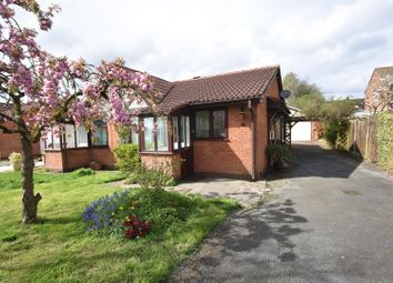 Thumbnail 2 bed semi-detached bungalow for sale in Springfield Road North, Coppull, Chorley