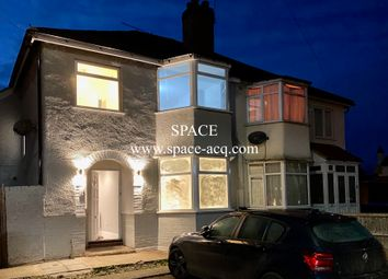 Thumbnail 3 bed semi-detached house for sale in Brimsdown Avenue, Enfield