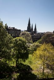 Thumbnail 1 bedroom triplex for sale in Drumsheugh Gardens, West End, Edinburgh