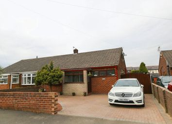 Thumbnail 2 bed semi-detached bungalow for sale in Fir Tree Crescent, Ince, Wigan