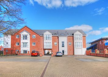 Thumbnail 2 bed flat for sale in Fencer Hill Park, Gosforth, Newcastle Upon Tyne