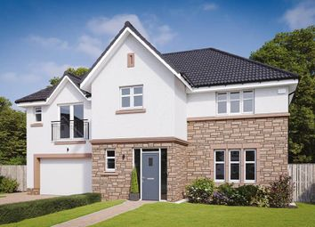 "Thumbnail 5 bed detached house for sale in ""The Kennedy"" at Methven Avenue, Bearsden, Glasgow"