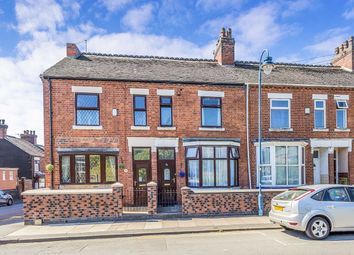 Thumbnail 3 bed terraced house to rent in Wellesley Street, Stoke-On-Trent