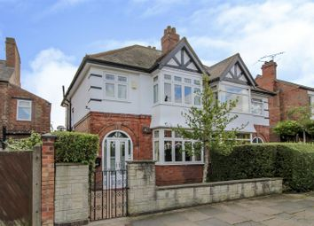 Thumbnail 3 bed semi-detached house for sale in Denison Street, Beeston, Nottingham
