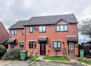 Thumbnail 2 bed terraced house for sale in Holm Oak Road, Belmont, Hereford