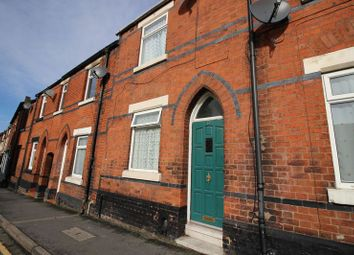 Thumbnail 3 bed terraced house for sale in Fountain Street, Leek, Staffordshire
